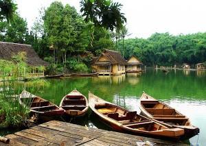 Kampung Sampireun