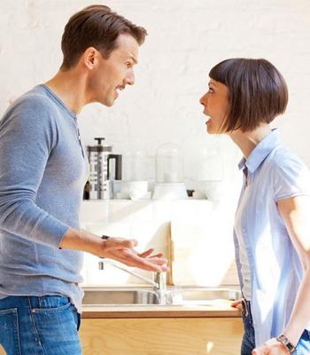 konflik rumah tangga